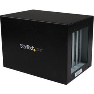 Startech Pci Express To 4 Slot Pci Expansion System, Includes Pci Expansion Box And Pci Express Card