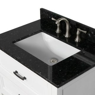 """Miseno MNO1812RU 18-3/4"""" Undermount Bathroom Sink with Overflow (Mounting Clips Included)"""