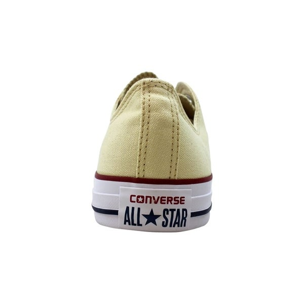 Shop Converse All Star OX Natural White M9165 Men's Free