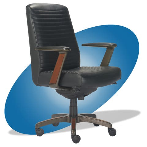 La-Z-Boy Modern Emerson Executive Office Chair - N/A
