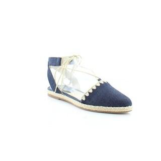 Nine West Unah Women's Sandals & Flip Flops Navy