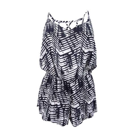 Dolce Vita Women's Ikat Romper Cover-Up - Whipped