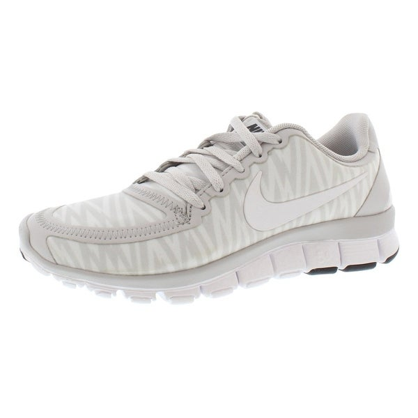 Nike NEW Gray Nike-Free 5.0 V4 Size 12M Lace Running Shoes