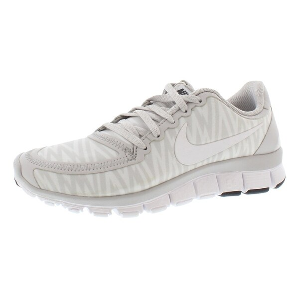 Nike NEW Gray White Nike-Free 5.0 V4 Size 12M Lace Running Shoes