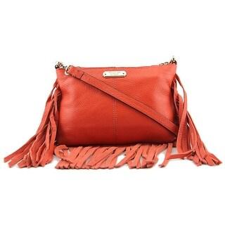 Dolce Vita Kygo Crossbody Women Leather Orange Messenger