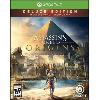 Ubisoft - Ubp50462100 - Assassins Creed Origns Dlx Xbo