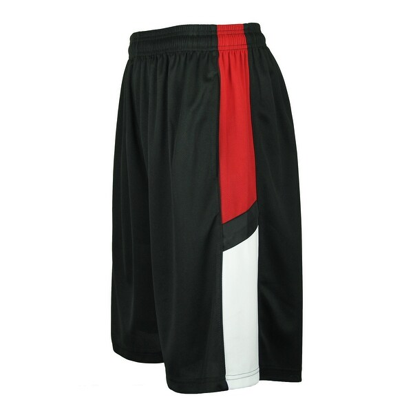 e564b0189e341b Shop Big and Tall Basketball Shorts (MS-001BM) - Free Shipping On ...