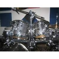 Drum Workshop DWCP9500TBGD 9000 Series 2-Leg Hi Hat Stand, Gold