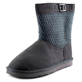 Lamo Vesper Women Round Toe Suede Winter Boot