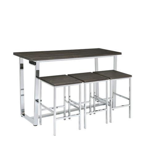Picket House Furnishings Nadine Multipurpose Bar Table Set