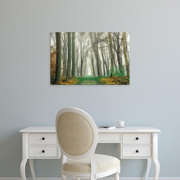 Easy Art Prints Lars Van de Goor's 'Magic Is Everywhere' Premium Canvas Art