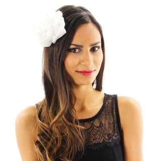 Rebel Rose Satin Headband