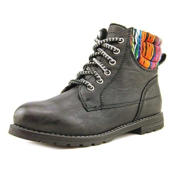 Patrizia By Spring Step Vincente Women Black Boots