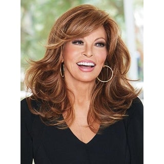 Curve Appeal by Raquel Welch Wigs - HF Synthetic, Lace Front, Mono
