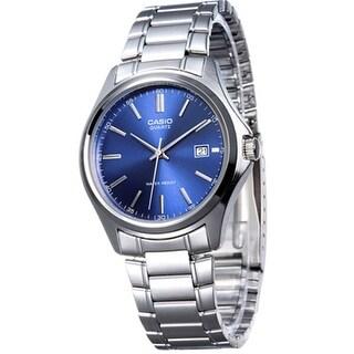 Casio Men's Classic Silver Bracelet Watch
