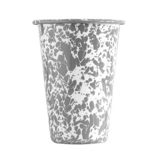 Crow Canyon D93GYM Tumbler, 3 Oz, Grey Marble