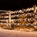 Liteup100 Solar LED String Lights White or Multi-Color - Thumbnail 3