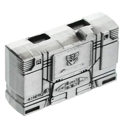 Transformers Masterpiece Soundwave Premium Mini Cassette - Multi