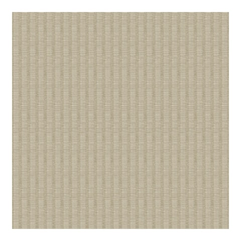 Owen Light Brown Ikat Stripes Wallpaper - 20.9 x 396 x 0.025