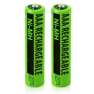 Replacement Battery for GE/RCA NiMH AAA - 2 Pack