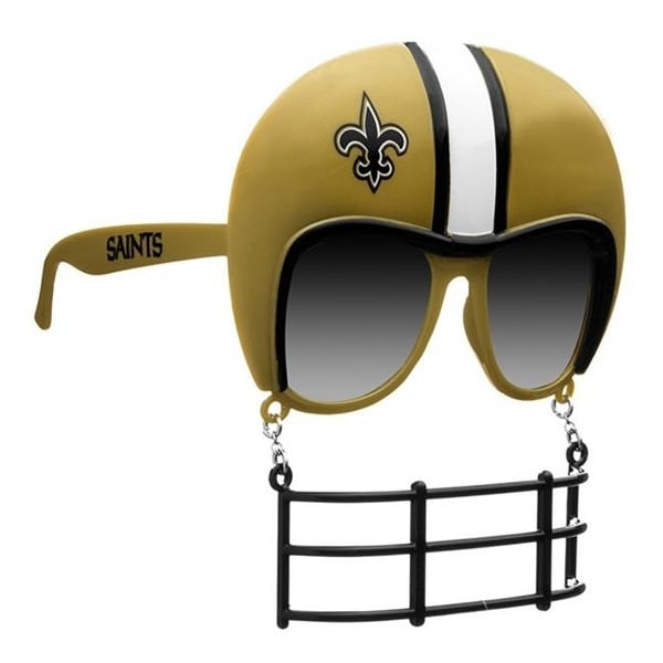 09e0ccc82e2 Shop RicoIndustries SUN1301 New Orleans Saints Novelty Sunglasses - Free  Shipping On Orders Over  45 - Overstock.com - 23799725