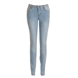 Monkee Genes Classic Skinny Jeans in Light Denim