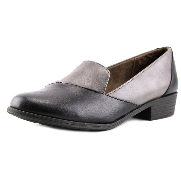 NaturalSoul by Naturalizer Vovo Women Grey Loafers