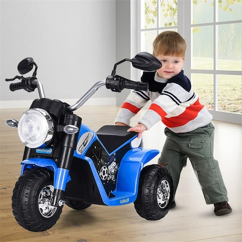 3 Wheel Mini Motorcycle for Kids,Toys for Boys & Girls Car - 8' x 11'