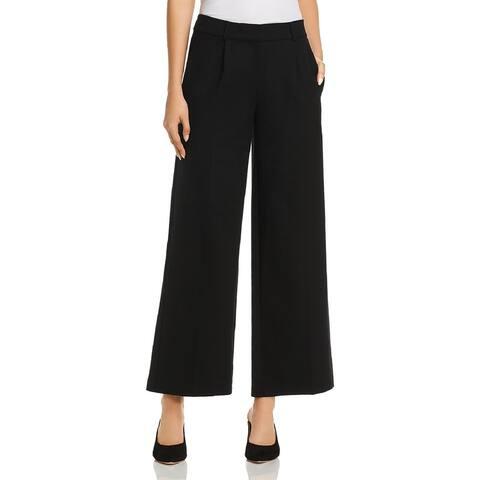 Eileen Fisher Womens Trouser Pants Wide Leg Office