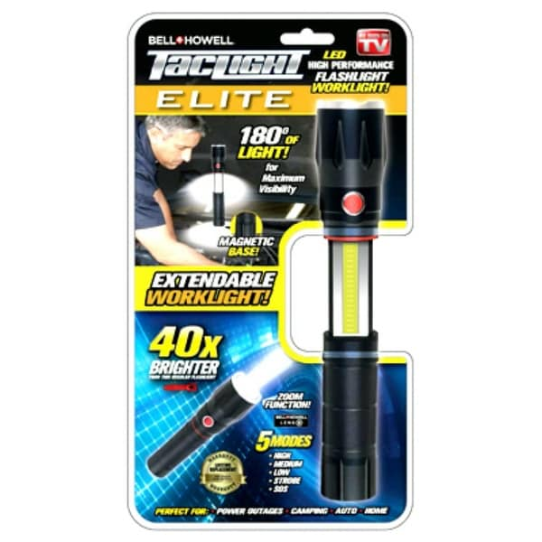 Shop Bell Howell 2010 Tac Light Elite Led Flashlight With