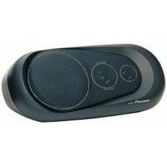 PIONEER PIOTSX150B 5.25 3-Way Surface-Mount Speakers