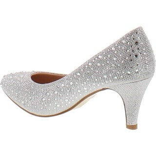 Silver Heels - Shop The Best Deals For May 2017
