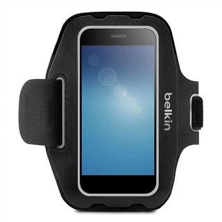 "Belkin - Sport-Fit Armbands for 4.9-5.5"" Devices (Black) - F8M953-C00"