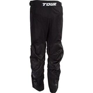 Tour Hockey Youth Spartan Xtr Youth Hockey Pants, Black, M