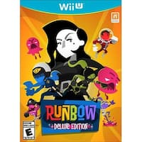 Runbow Deluxe Edition - Wii U