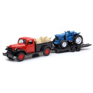 Link to Dodge Vintage Truck and Farm Tractor Set Similar Items in Toy Vehicles