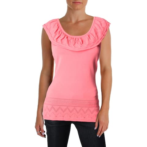 f54862a57ce3ca Buy Sleeveless Shirts Online at Overstock | Our Best Tops Deals