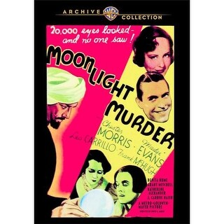 Moonlight Murder DVD Movie 1936