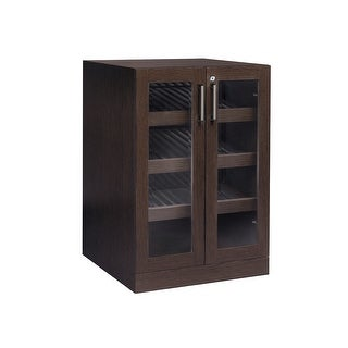 """NewAge Products Home Bar Series 24"""" Display Cabinet"""