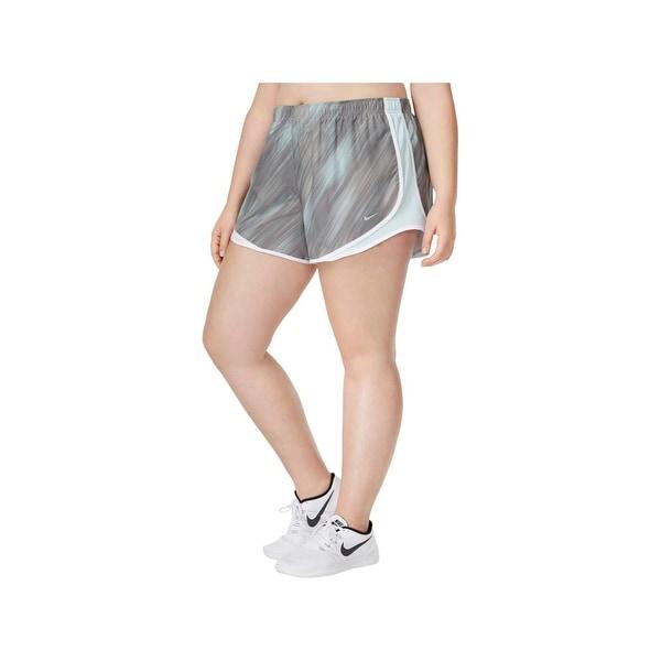 5c293548db403 Shop Nike Womens Plus Tempo Shorts Running Athletic - Free Shipping ...