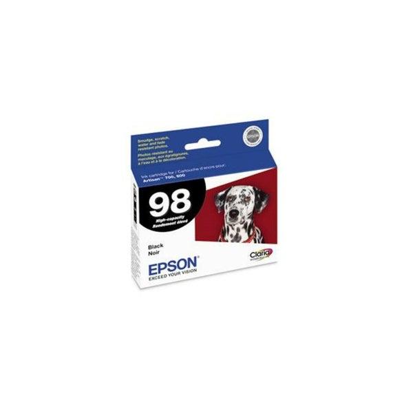 Epson Claria Original Ink Cartridge High-capacity Inkjet Cartridge-Black