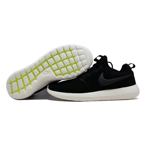 best loved f3e16 dab1a Nike Roshe Two 2 Black Anthracite-Sail-Volt 844931-002 Women
