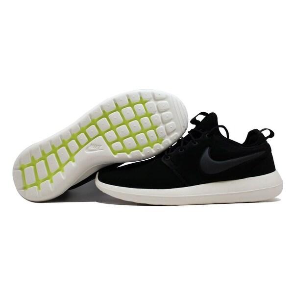 WMNS Nike Roshe Two 2 Rosherun Black Sail Women Running Shoe SNEAKERS 844931 002 8.5