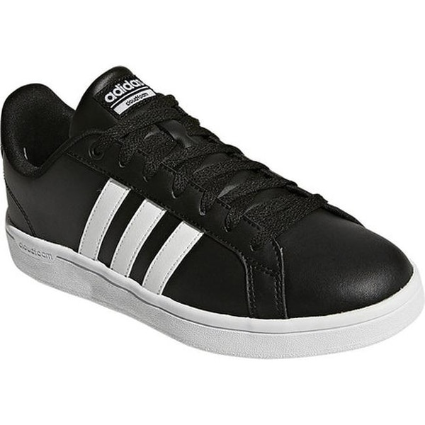 cf259b7ce72d adidas Women  x27 s NEO Cloudfoam Advantage Stripe Court Shoe Core  Black FTWR