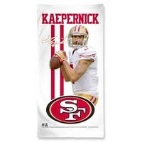 San Francisco 49ers Colin Kaepernick Towel