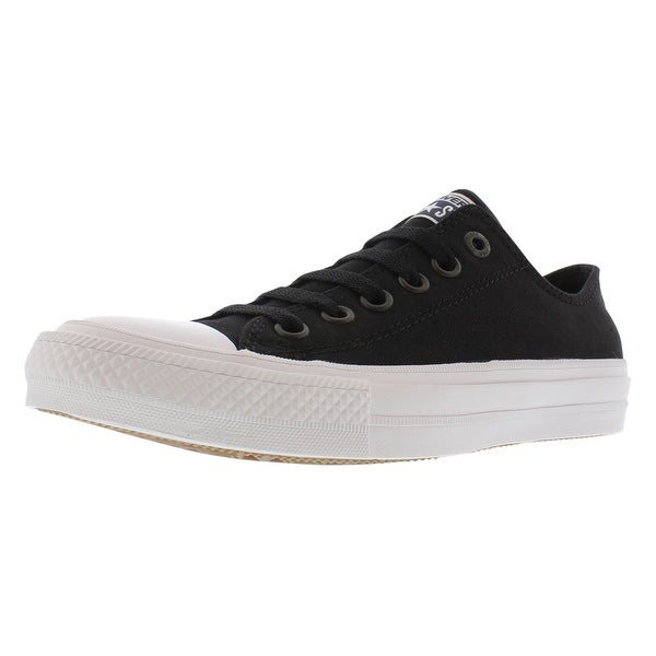 660708be10ef Shop Converse Chuck Taylor All Star Ii Ox Casual Junior s Shoes - 7 M US Big  Kid - Free Shipping Today - Overstock - 27731695