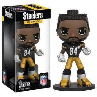 Pittsburgh Steelers NFL Funko Wobbler Antonio Brown