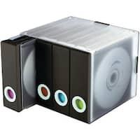 Atlantic 96635496 96-Disc Album Cube (Black)
