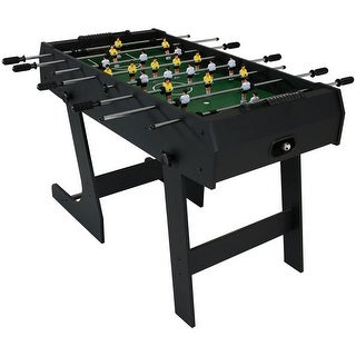 Sunnydaze 48-Inch Folding Foosball Game Table
