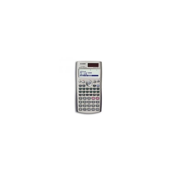casio FC200M Casio FC-200V Financial Calculator